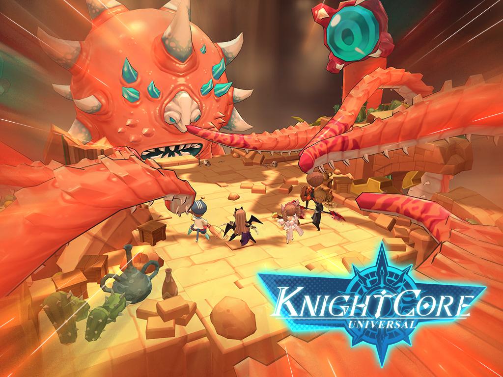 Knightcore Universal(王領騎士)